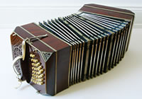 Bandoneon - the sound of Tango