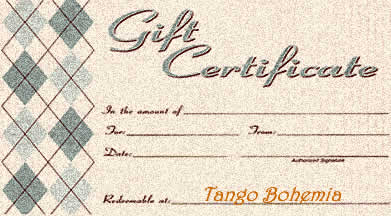 One of the best gifts is a gift of Tango in Atlanta