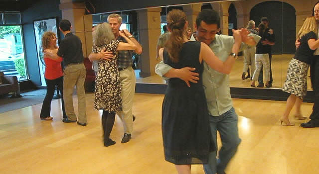 Tango Classes are Fun