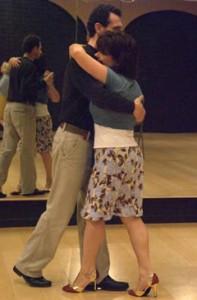 Tango Improves Posture