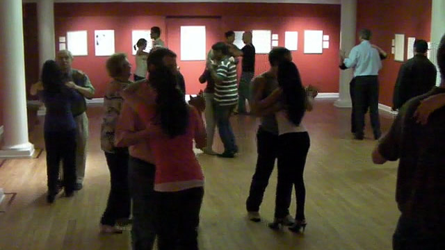 Photo of the Beginner Tango Class at OUMA, Atlanta