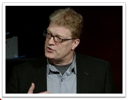 Ken Robinson talks on education and creativity at TED.com