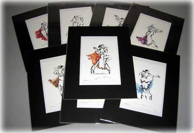 Tango Art for Opening Milonga OUMA