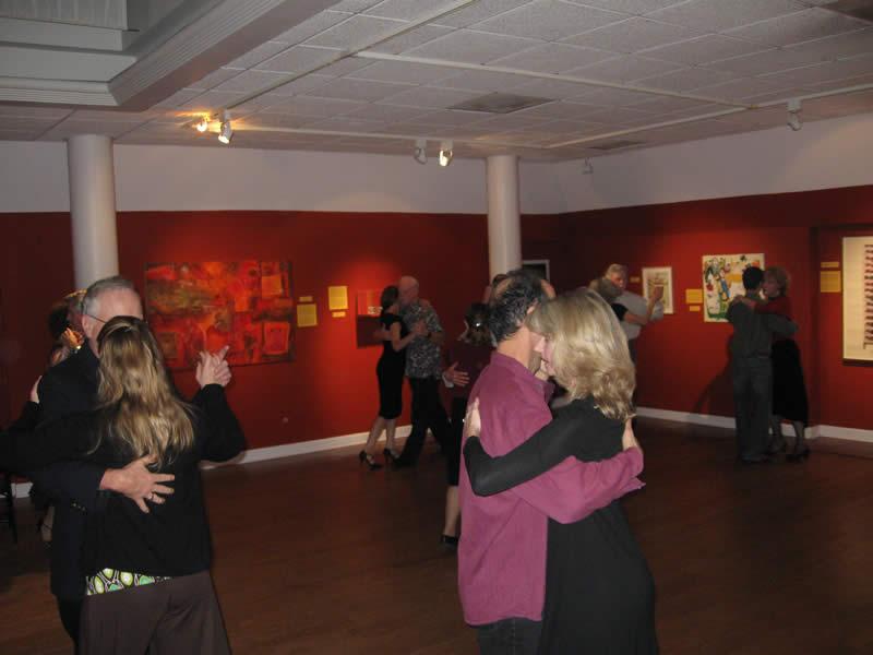 Tango in Atlanta - Milonga OUMA 1