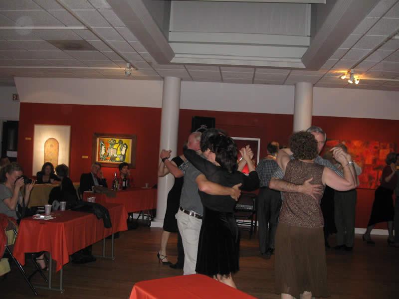 Tango in Atlanta - Milonga OUMA 3