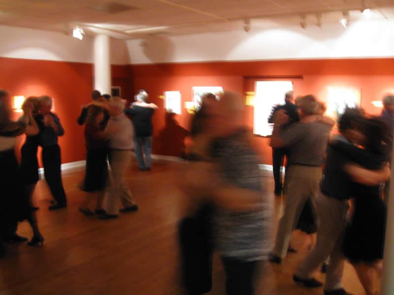 Tango in Atlanta - Milonga OUMA 5